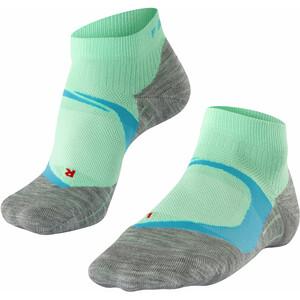 Falke RU 4 Cool Kurze Socken Damen grün/grau grün/grau