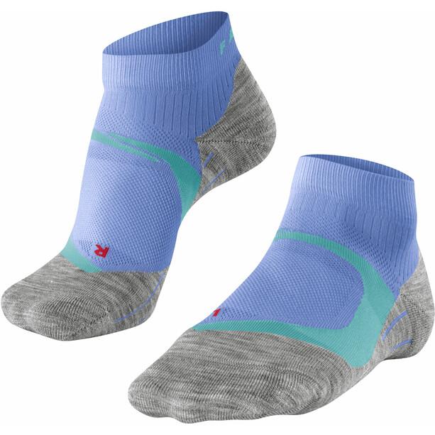 Falke RU 4 Cool Kurze Socken Damen lavender