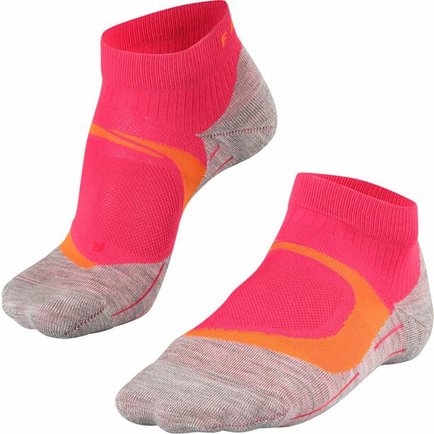 Falke RU 4 Cool Kurze Socken Damen rose