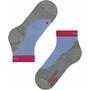 Falke RU4 Short Running Socks Dam violett/grå
