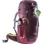 Deuter Futura 28 SL Backpack Women aubergine/maron