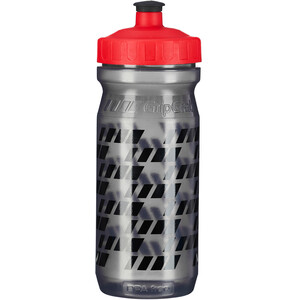 GripGrab Trinkflasche 600ml red red