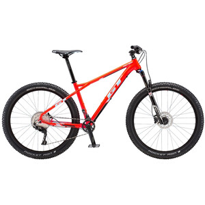 GT Bicycles Pantera Expert 27.5+ red red