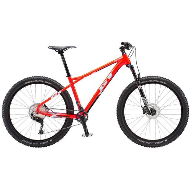 GT Bicycles Pantera Expert 27.5+ red
