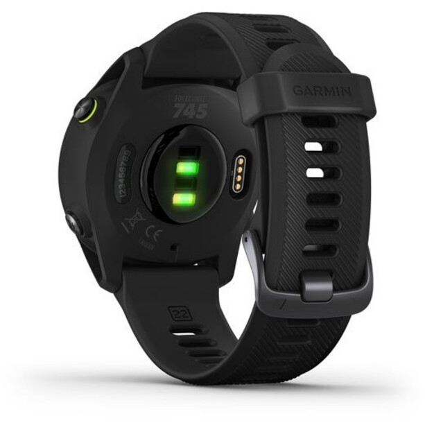 Garmin Forerunner 745 Lauf-Smartwatch black