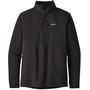 Patagonia R1 TechFace Pullover Men, black