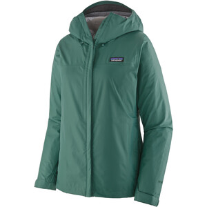Patagonia Torrentshell 3L Jacke Damen grün grün