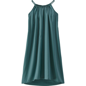Patagonia June Lake Swing Dress Women, Azul petróleo Azul petróleo