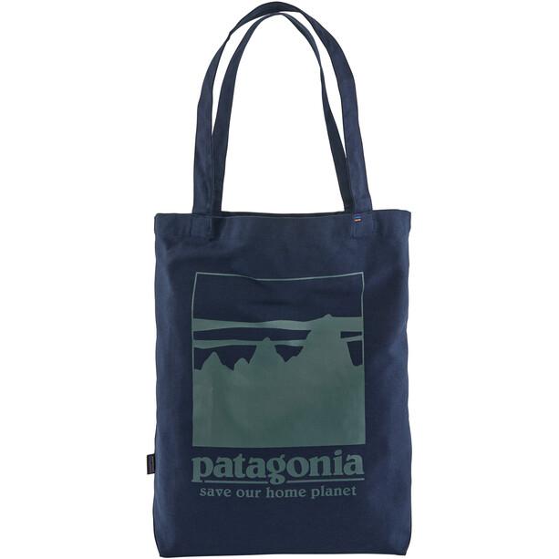 Patagonia Market Tragetasche blau
