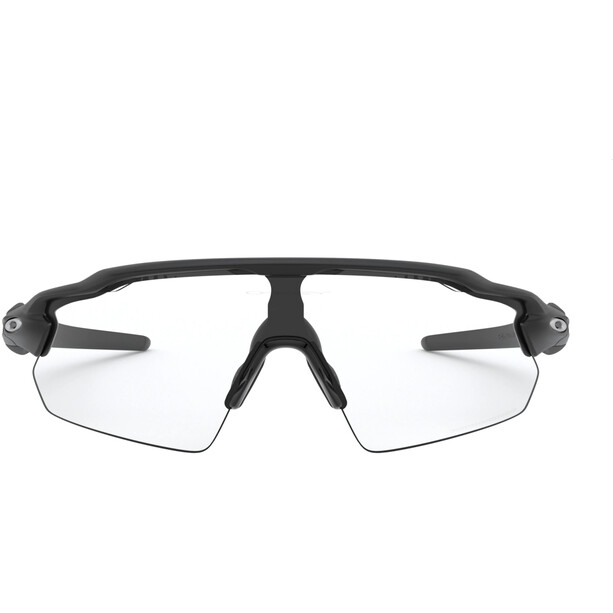 Oakley Radar EV Pitch Sonnenbrille matte black/clear-black photochromic