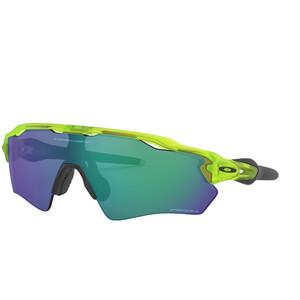 Oakley Radar EV XS Path Sonnenbrille Jugend grün/blau grün/blau