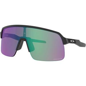 Oakley Sutro Lite Sonnenbrille schwarz/grün schwarz/grün