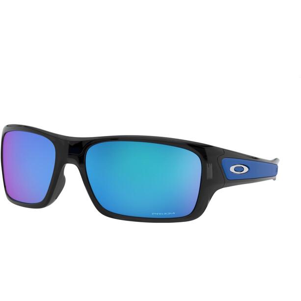 Oakley Turbine XS Sonnenbrille Jugend black ink/prizm sapphire