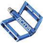 ACROS A-Flat MD Pedale blau