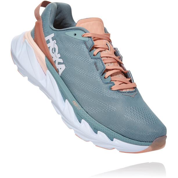 Hoka One One Elevon 2 Shoes Women lead/pink sand