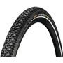 """Continental Contact Spike 120 Clincher Tyre 28x1.25"""" E-25 Reflex Svart"""