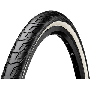 """Continental Ride City Wired Tyre 28x1.75""""(700 x 45C) E-25 ブラック/クリーム"""