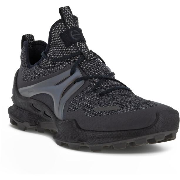 ECCO Biom C-Trail Tex Low-Cut Schuhe Herren black/black