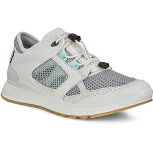 ECCO Exostride Vent Low-Cut Schuhe Damen weiß/türkis weiß/türkis