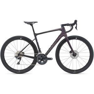Giant Defy Advanced Pro 2 violett/svart violett/svart