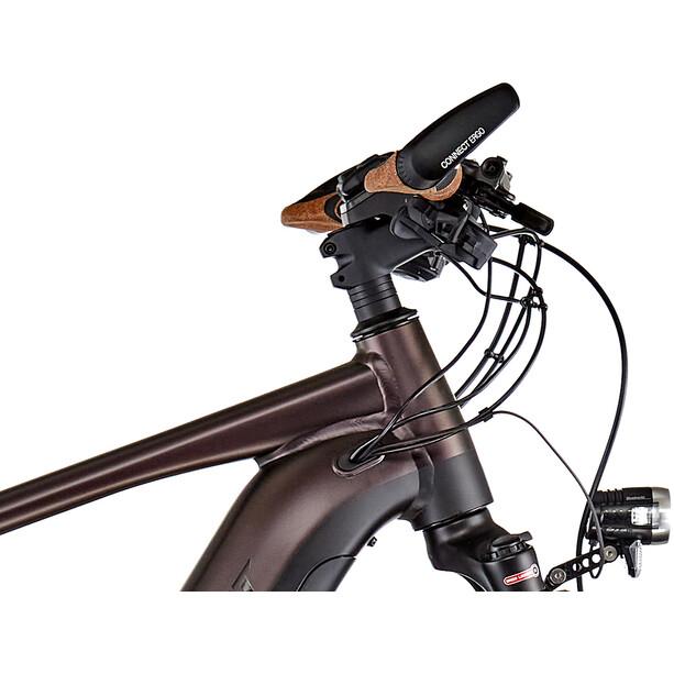 Giant Explr E+ 1 Pro GTS, metallic brown/black satin-matt-gloss
