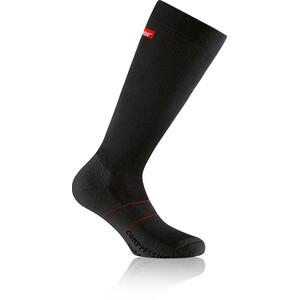 Rohner Compression Outdoor Light Socken schwarz schwarz