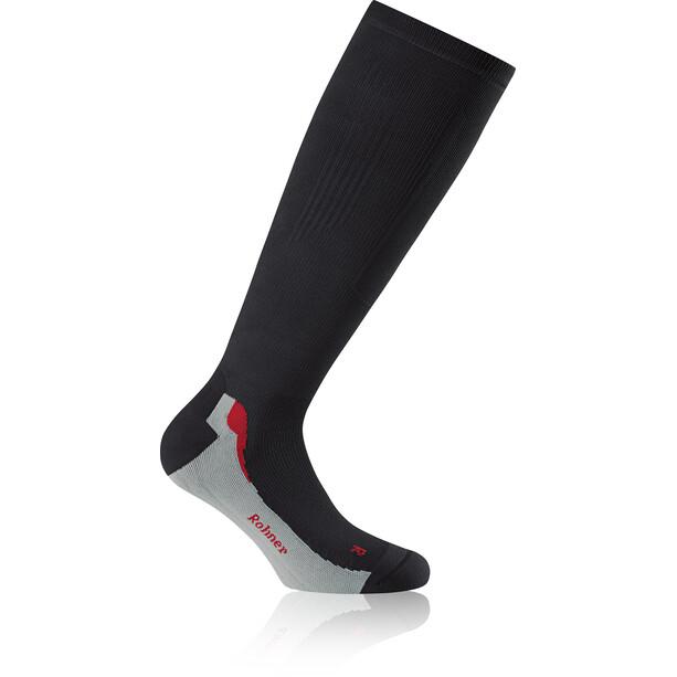 Rohner Compression R-Power L/R Socken schwarz
