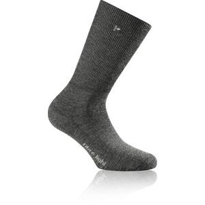 Rohner Fibre Light Quarter Socks, gris gris