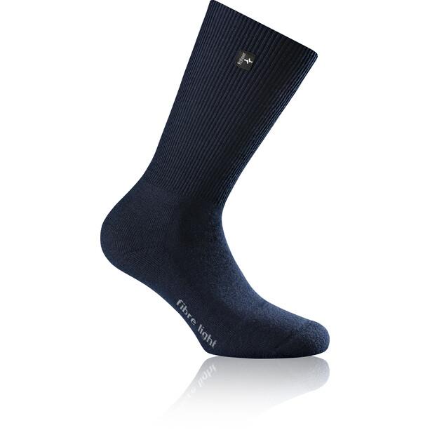 Rohner Fibre Light SupeR Socken dark-marine