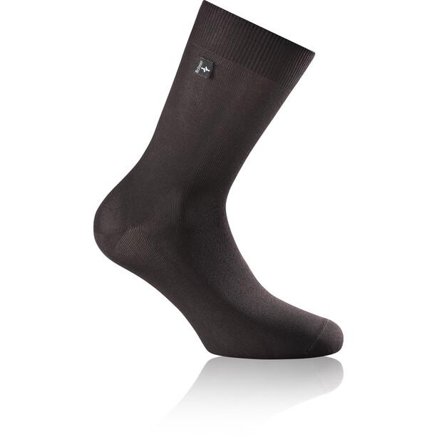 Rohner Protector Plus Socks, musta