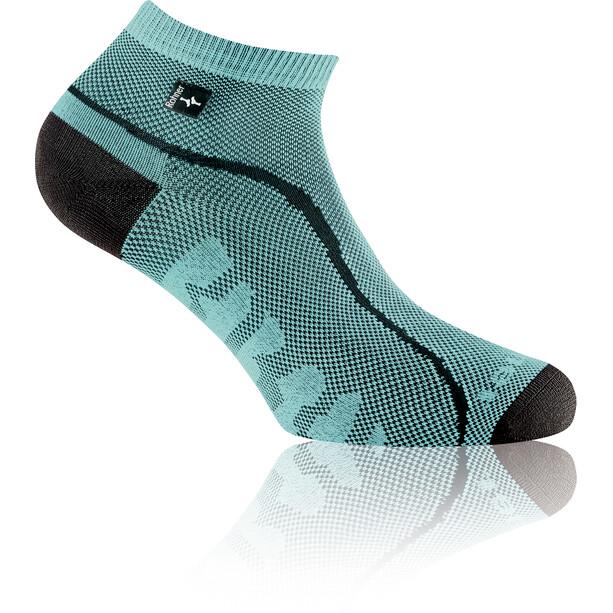 Rohner R-Ultra Light Socken turquoise