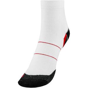Rohner Silver Runner L/R II Strumpor vit/röd vit/röd