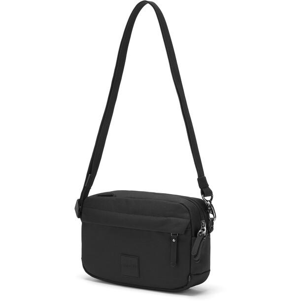Pacsafe Go Crossbody Bag, musta
