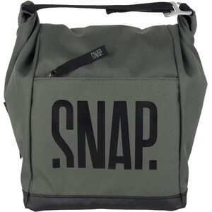 Snap Big Chalk Bag Fleece dark khaki dark khaki