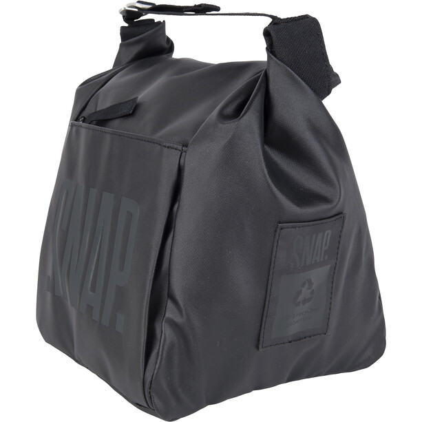 Snap Big Chalk Bag svart