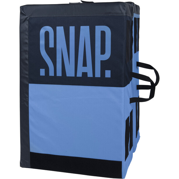 Snap Bounce Crash Pad steel blue