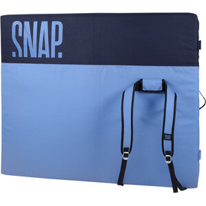 Snap Hip Crash Pad steel blue steel blue