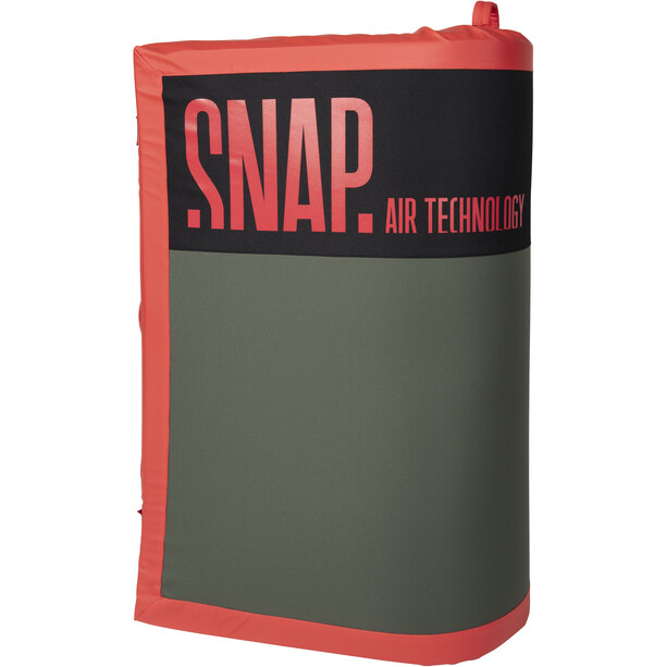 Snap Wham Crash Pad grön