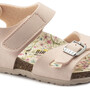 Birkenstock Colorado Sandals Birko-Flor Vegan Narrow Kids, rose