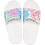 Crocs Classic Tie Dye Graphic Slipper fresco/multi