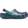 Crocs Classic Prismatic Clogs, musta/monivärinen