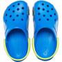 Crocs FL Truck Band Clogs Kinder blau