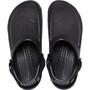 Crocs Yukon Vista II Clogs Men, musta