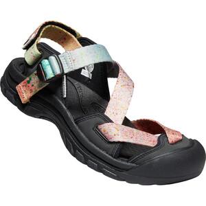 Keen Zerraport II Sandals Women, zwart/bont zwart/bont