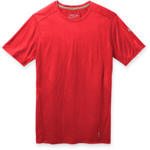 Smartwool Merino 150 Baselayer Kurzarmshirt Herren rot rot