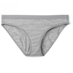 Smartwool Merino 150 Bikini Slip Dames, grijs grijs