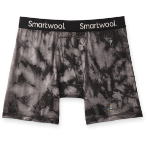 Smartwool Merino 150 Boxer Hombre, negro/gris negro/gris
