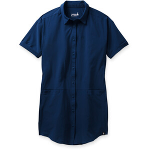 Smartwool Merino Sport Short Dress Women, sininen sininen