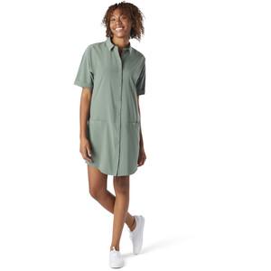 Smartwool Merino Sport Kurzes Kleid Damen sage sage