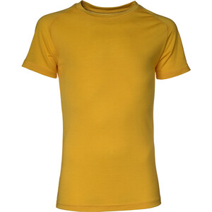 Isbjörn Big Peaks T-Shirt Jugend gelb gelb